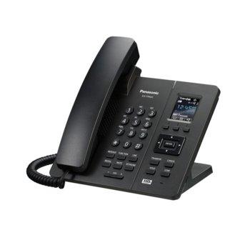 """Безжичен телефон Panasonic KX-TPА65, 1.8""""(4.57 cm) LCD дисплей, черен image"""