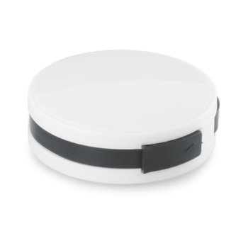 USB хъб Hi!dea, 4 порта, USB 2.0, бял-черен image