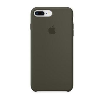 Apple iPhone 8/7 Plus Silicone Case Dark Olive product