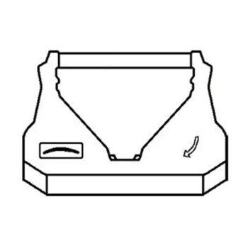 КОРИГИРАЩА ЛЕНТА ЗА ПИШЕЩА МАШИНА OLIVETTI PRAXIS 20 - Gr. 169 Неоригинален image