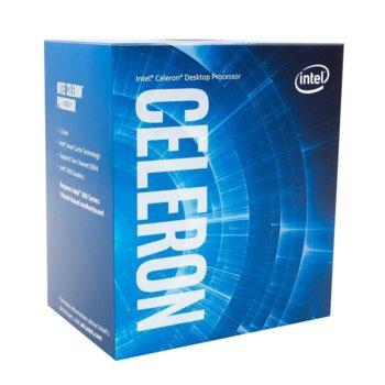 Процесор Intel Celeron G4920 двуядрен (3.2GHz, 2MB Cache, 350MHz-1.05GHz GPU, LGA1151) BOX, с охлаждане image