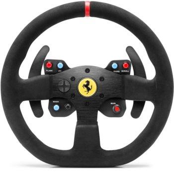 Волан Thrustmaster T300 Ferrari Integral RW - Alcantara Ed., за PS4 image