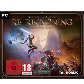 Игра Kingdoms of Amalur: Re-Reckoning - Collector's Edition, за PC image