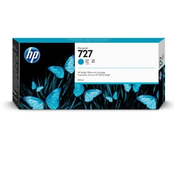 HP (F9J76A) Cyan T920, T930, T1500, T1530, T2500,  product