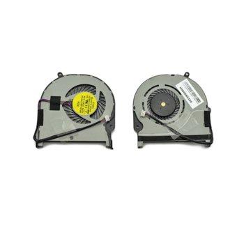 Вентилатор за Toshiba Satellite E45 E45-C E45W-C, DC 5V, 0.5A, 4 pin image