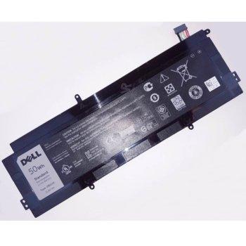 Батерия (оригинална) за лаптоп Dell, съвместима с Chromebook 11, 11.4V, 50Wh image