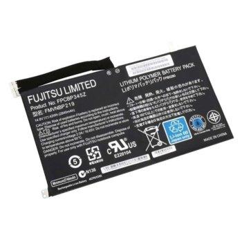 Батерия (оригинална) за лаптоп Fujitsu, съвместима с LifeBook UH572, 14.8V, 2850mAh, 4-cell image