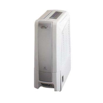 Обезвлажнител DeLonghi DNC 65, 2 л., три степени на обезвлажняване, вместимост на резервоара, антибактериален филтър, бял image