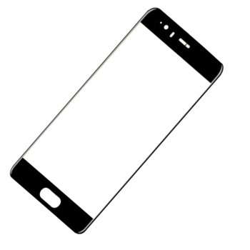 Протектор от закалено стъкло /Tempered Glass/, за Huawei Mate 20 lite, черна рамка image