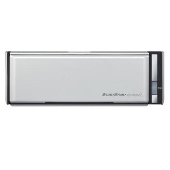 Преносим скенер Fujitsu S1300i, 600 x 600 dpi, A4, двустранно сканиране, ADF, USB, 12ppm/ 24ipm image