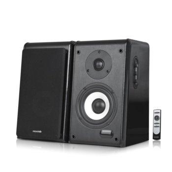 Тонколони Microlab SOLO 11, 100W RMS, Bluetooth, AUX, USB, Toslink, черни image