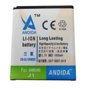 Батерия (заместител) за Samsung EB BJ100CBE/J1, 1900mAh/3.7V image