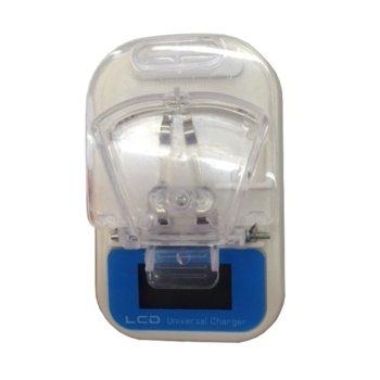 Зарядно устройство, универсално, 4.2V, 300mA, бяло image