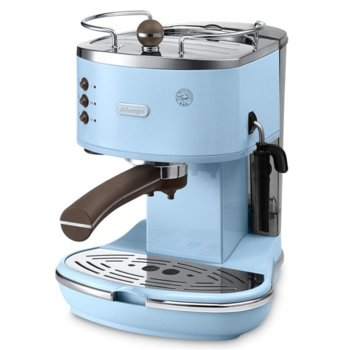 Кафемашина Delonghi ECOV 311.AZ, 1100W, 15 bar, синя image