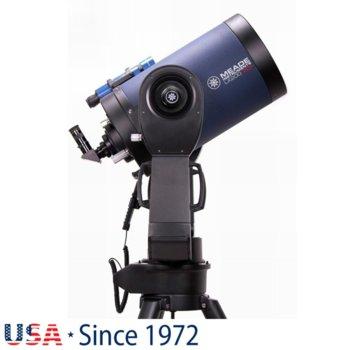 Телескоп Meade LX200 10 F/10 ACF, 8x50 mm с решетка с кръстче оптично увеличение, 254mm диаметър на лещата, 2500mm фокусно разстояние image