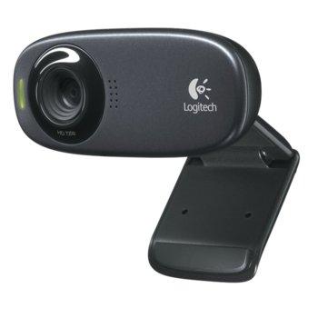 Уеб камера Logitech HD Webcam C310, микрофон, 5Mpix, USB image