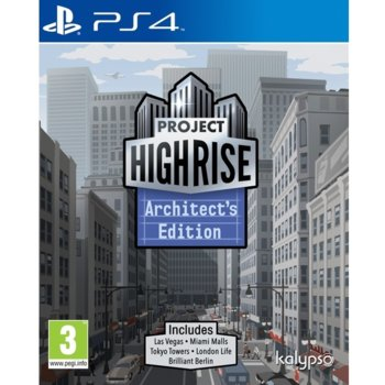 Project Highrise Architects Edition (PS4) product