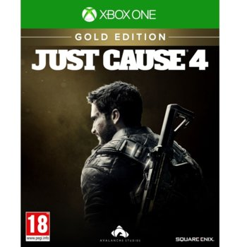 Игра за конзола Just Cause 4 - Gold Edition, за Xbox One image