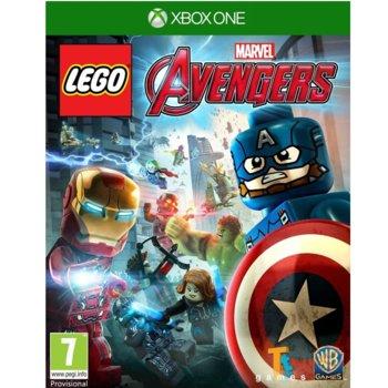 LEGO Marvel Avengers Toy Edition product