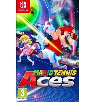 Игра за конзола Mario Tennis Aces, за Switch image