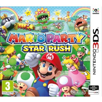 Mario Party: Star Rush product