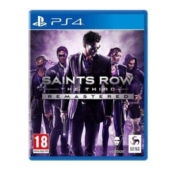 Игра за конзола Saints Row: The Third - Remastered, за PS4 image