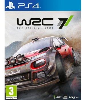 Игра за конзола WRC 7, за PS4 image