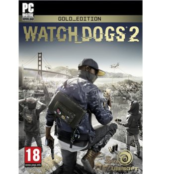 Watch Dogs 2 Gold Edition product