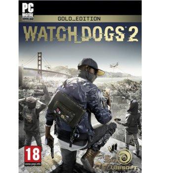 Игра Watch Dogs 2 Gold Edition, за PC (код) image