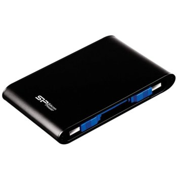 """Твърд диск 1TB Silicon Power Armor A80, син, външен, 2.5"""" (6.35 cm), USB 3.0 image"""