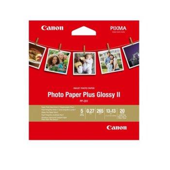 Canon Plus Glossy II PP-201 BS2311B060AA product