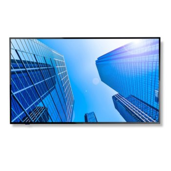 "Дисплей NEC E437Q, 42.5"" (107.95 cm), Ultra HD, HDMI, VGA, USB image"