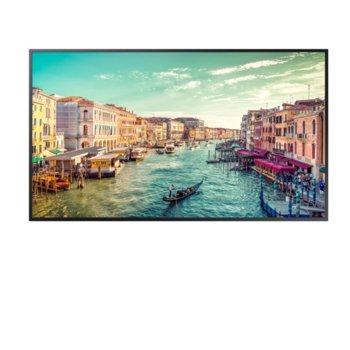 "Дисплей Samsung QMR Series (LH50QMREBGCXEN), 55"" (139.7 см), Ultra HD (3840 x 2160), HDMI, DVI-D, USB, Wi-Fi, RJ-45 image"