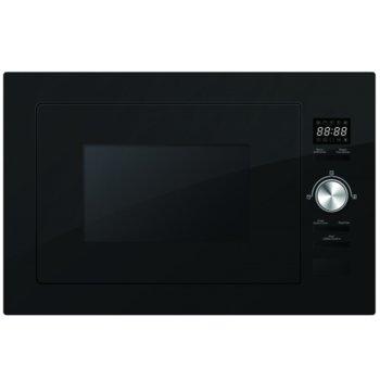 Микровълнова фурна Arielli BMO-925BV1, с грил (1000W), електронно управление, 900W, 25л. обем, черна image
