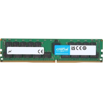 Памет 32GB DDR4 2933MHz, Crucial CT32G4RFD4293, Registered, 1.20V, памет за сървър image
