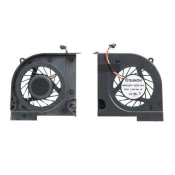 Вентилатор за лаптоп HP Pavilion DV3-4000 DV3-4100 product