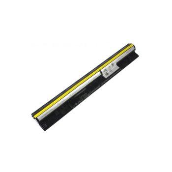 Батерия (заместител) за лаптоп Lenovo, съвместимa с модели IdeaPad S300 S400 S405 S410 S410 S415, 4 cells, 14.8V, 2600mAh image