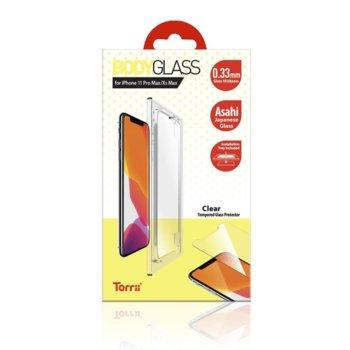 Протектор от закалено стъкло /Tempered Glass/ Torrii BodyGlass 2.5D IP1965-BDG-01 за Apple iPhone 11 Pro Max image