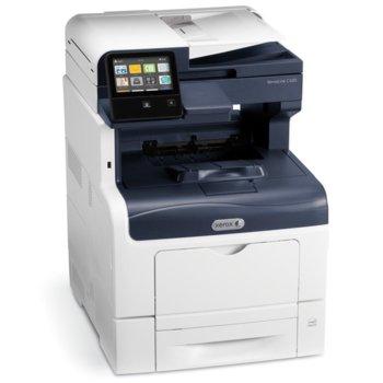 Мултифункционално лазерно устройство Xerox VersaLink C405, монохромен, принтер/копир/скенер/факс/e-mail, 600 x 600 dpi, 23 стр/мин, Lan1000, Wi-Fi 802.11n, USB 3.0, A4 image