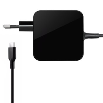 Захранване за лаптопи 65W 5V/9V/12V/14.5V/15V/20V/20.3V, 1.5A 2.0A 2.25A 3.0A 3.25A USB Type-C image
