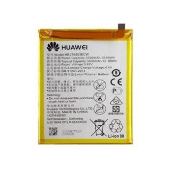 Батерия Huawei HB376883ECW, за Huawei Ascend P9 Plus, 3400mAh/3.82V, bulk image