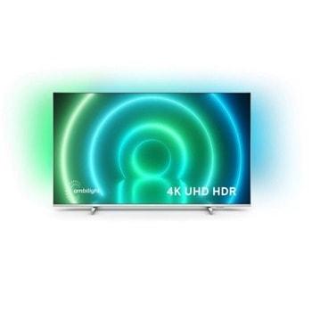"""Телевизор Philips 50PUS7956/12, 50"""" (127 cm) 4K UHD Smart LED TV, DVB-T2/T/C/S2/S, LAN, Wi-Fi, 4x HDMI, 2x USB image"""
