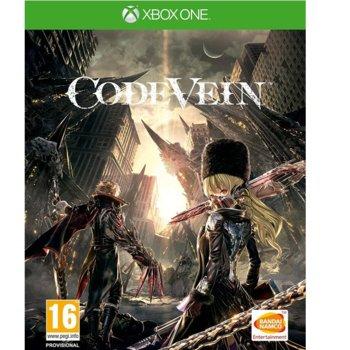 Игра за конзола Code Vein, за Xbox One image