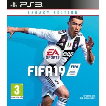Игра за конзола FIFA 19 Legacy Edition, за PS3 image