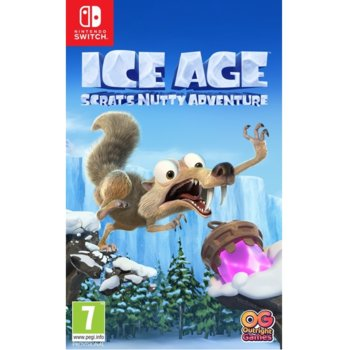 Ice Age: Scarts Nutty Adventure Nintendo Switch product