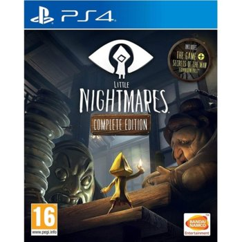 Little Nightmares Complete Edition (PS4) product