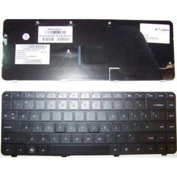Клавиатура за HP G42 G42-100 G42-200 G42-300, кирилица, черна image