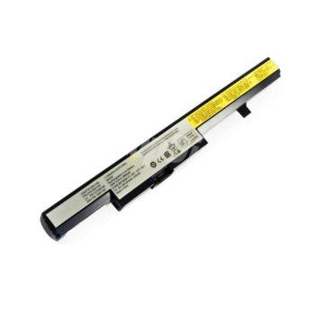 Батерия (заместител) за Lenovo съвместима с IdeaPad B40 B50 M4400A M4450A N40 N50 V4400A L12L4E55 L12M4E01, 14.4V, 2200mAh, 4 клетъчна Li-ion image