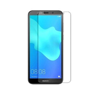 Протектор от закалено стъкло /Tempered Glass/ DeTech за Huawei Y5 Prime, 0.3mm image