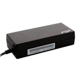 Захранване (заместител) за лаптопи Acer/ASUS/Compaq Fujitsu/Gateway/Hitachi/HP/IBM/NEC/Panasonic/Philips/Toshiba/Winbook/DELL/LG/Lenovo, 90W, 19V/4.74A, черен image